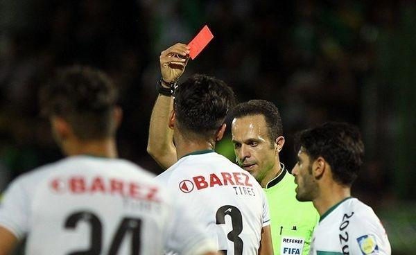 قضاوت حیدری در رقابتهای فوتبال AFC CUP