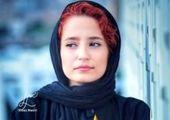 تیپ طناز طباطبایی در جشنواره فجر+عکس