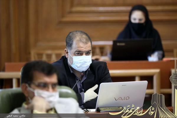 تاکید مجید فراهانی بر لزوم پیش بینی نیازهای آتشنشانان در بودجه سال ۱۴۰۰