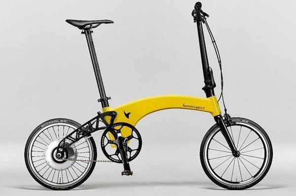 سبکترین دوچرخه برقی جهان + عکس
