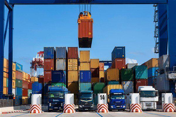 تجارت خارجی با اوراسیا به 2.5 میلیارد دلار رسید
