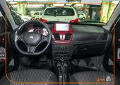 تولید کراساوور ایران خودرو با سطح بالای داخلیسازی