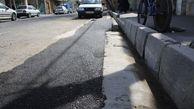 جمع آوری نهر روباز خیابان انورزاده منطقه 15