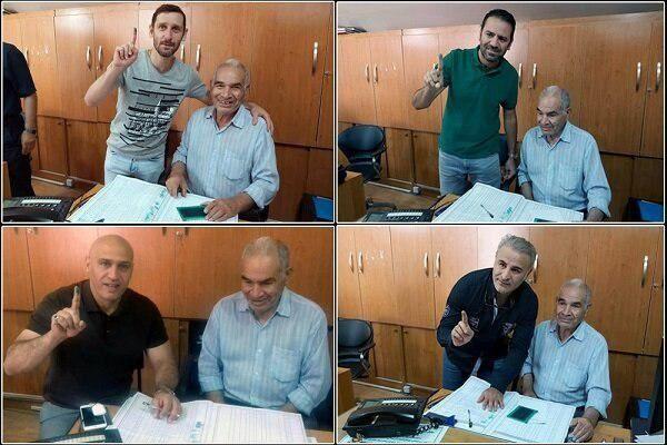 قرارداد منصوریان با ذوب آهن ثبت شد