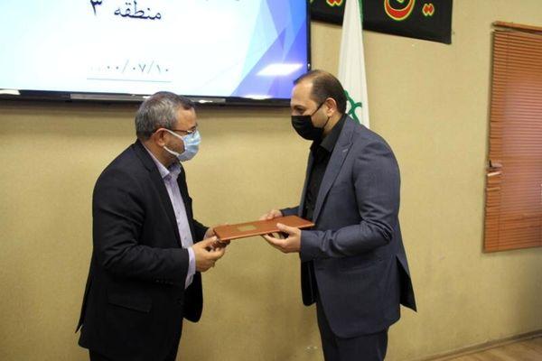 جوانی، شهردار منطقه 3 تهران شد