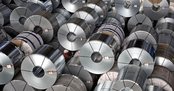 افزایش 10 درصدی تولید فولاد خام در کشور
