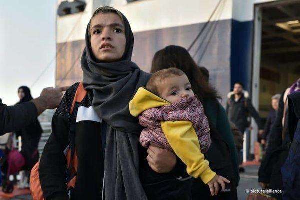 «یک سؤال ساده» درباره واکنش یونان به موج پناهندگان