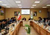 اصلاح تقاطع دور برگردان بلوار میرداماد در منطقه 3