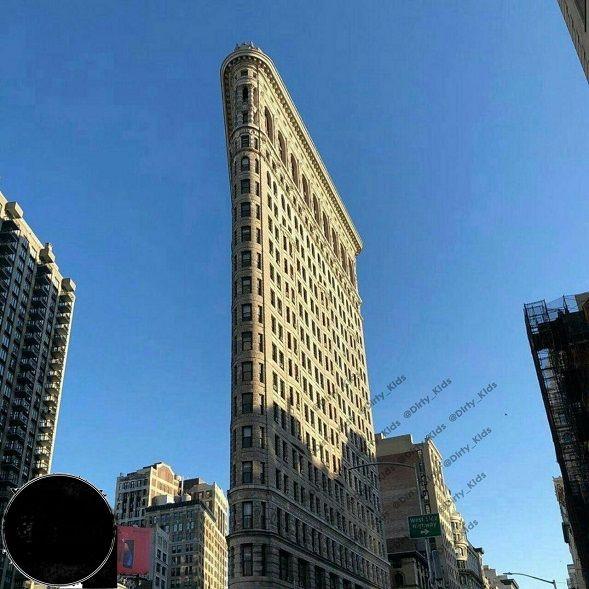 نازک ترین برج جهان با عرض 2 متر +عکس