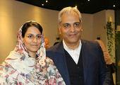 تبریک تولد مهران مدیری توسط خانم بازیگر+عکس