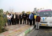 تقدیر رئیس سامانه مدیریت شهری ۱۳۷ از عملکرد برتر منطقه۱۳