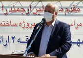 بازدید رئیس کمیته بودجه و نظارت مالی شورای شهر تهران از پروژه های توسعه محلی منطقه 7