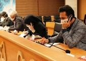 ملاقات مردمی شهردار منطقه۶ با شهروندان  با رعایت فاصله گذاری اجتماعی