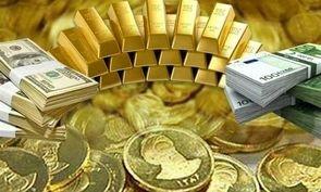 قیمت سکه، طلا و ارز در بازار امروز یکشنبه 31 تیرماه 97