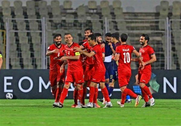 گل حسینی به پاختاکور؛ بهترین گل هفته لیگ قهرمانان آسیا