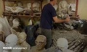 مجسمهها صاحب بیمارستان شدند +عکس
