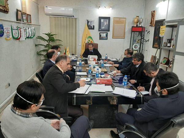تشکیل آخرین جلسه هیات رئیسه فدراسیون هاکی در سال 98