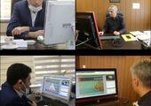 بازدید مهندس صبوری معاون فنی و عمرانی شهرداری تهران از پروژه بزرگراهی شهید نجفی رستگار
