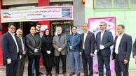بانک انصار استان اردبیل،پیشتاز در کاربرد دستگاه ضدعفونی کننده خودپرداز