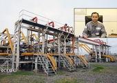 """شرکت نفت و گاز شرق موفق به ساخت """"تجهیز نصب گیربکس"""" جهت تسهیل در کاربری شیرآلات تاج چاه شد"""