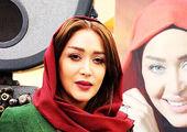 چهره جدید سارا منجزیپور+ عکس