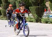 """اجرای طرح """"هر محله، یک گروه دوچرخه"""" در منطقه 3"""