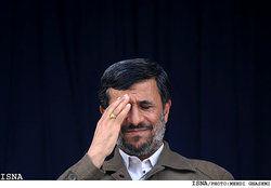 محمود احمدی نژاد با لباسی جدید و دیده نشده+عکس