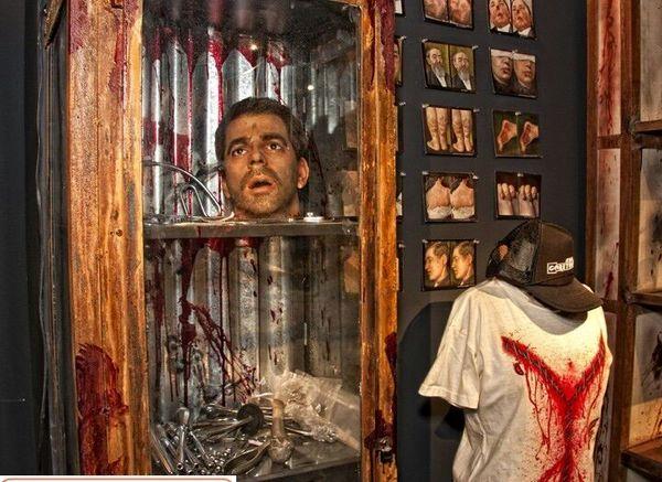 هتل وحشت!+عکس