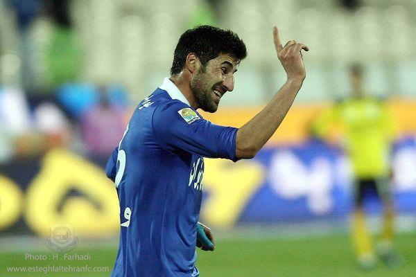 خداحافظی بازیکن سابق استقلال از فوتبال +عکس