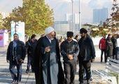 وداع پرشور شهروندان منطقه 15 با سردار شهید سلیمانی