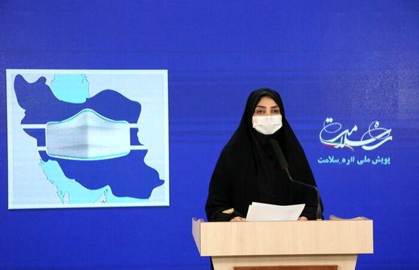 کرونا جان ۲۵۸ نفر دیگر را در ایران گرفت