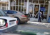 خودروی ۱۳ میلیاردی در خیابانهای تهران +عکس