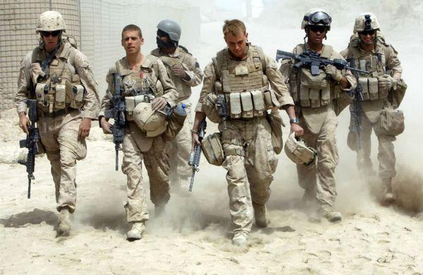 رؤیای نافرجام کهنه سربازان غیرآمریکایی