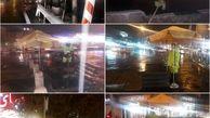 قلب پایتخت در انتظار باران پاییزی