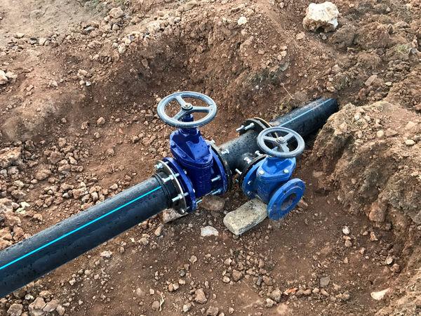 طراحی بیش از ۵ هزار متر طول شبکه آبرسانی در منطقه ۱۳