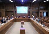 برگزاری جلسه ستاد اربعین حسینی در سازمان جهاد کشاورزی استان مرکزی