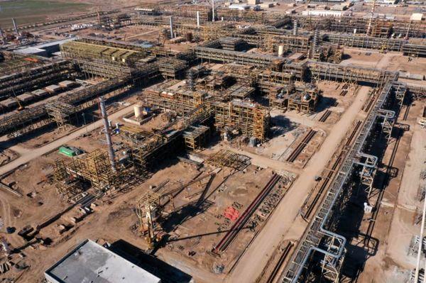 شرکت پالایش گاز یادآوران خلیج فارس، رکورد کار بدون حادثه ثبت کرد
