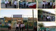 آمادگی مدارس منطقه 15 برای  حضور دانش آموزان و معلمان