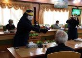 شانزدهمین ملاقات مردمی منطقه۹ برگزار شد