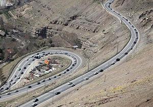 آمار ترددهای جادهای ۴۳ درصد کاهش یافت