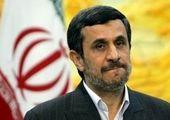 تصویری از گوشی ساده محمود احمدی نژاد!