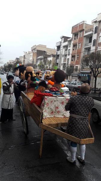 از کاروان های شادی تا کمپین نور ، شهر و امید