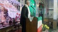 برگزاری بزرگداشت شهدای محله آذری