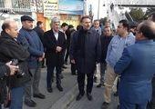 قطعه یک آزادراه تهران-شمال افتتاح شد