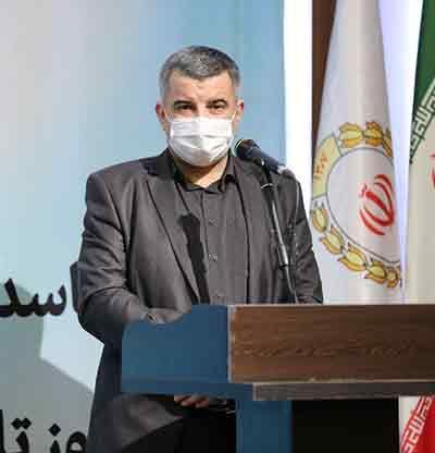 عملکرد بیمارستان بانک ملی ایران در دوره شیوع کرونا قابل ستایش است