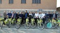 ترویج فرهنگ دوچرخه سواری با اجرای طرح « از خانه تا مدرسه با دوچرخه »