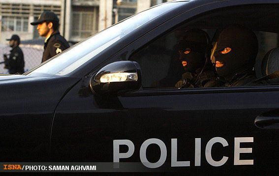 خودروهای خاص و گران قیمت نیروهای پلیس+عکس