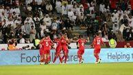 شکست مدافع عنوان قهرمانی جام ملت ها از اردن