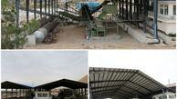 کلنگ احداث سومین کارخانه بازیافت نخالههای ساختمانی در تهران به زمین می خورد