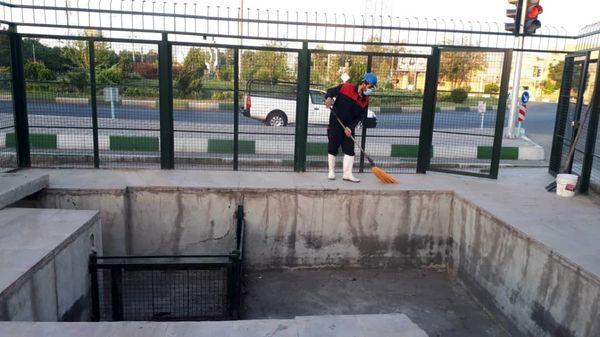 احداث حوضچه های جدید رسوبگیر منطقه ۱۴ در دستور کار قرار گرفت